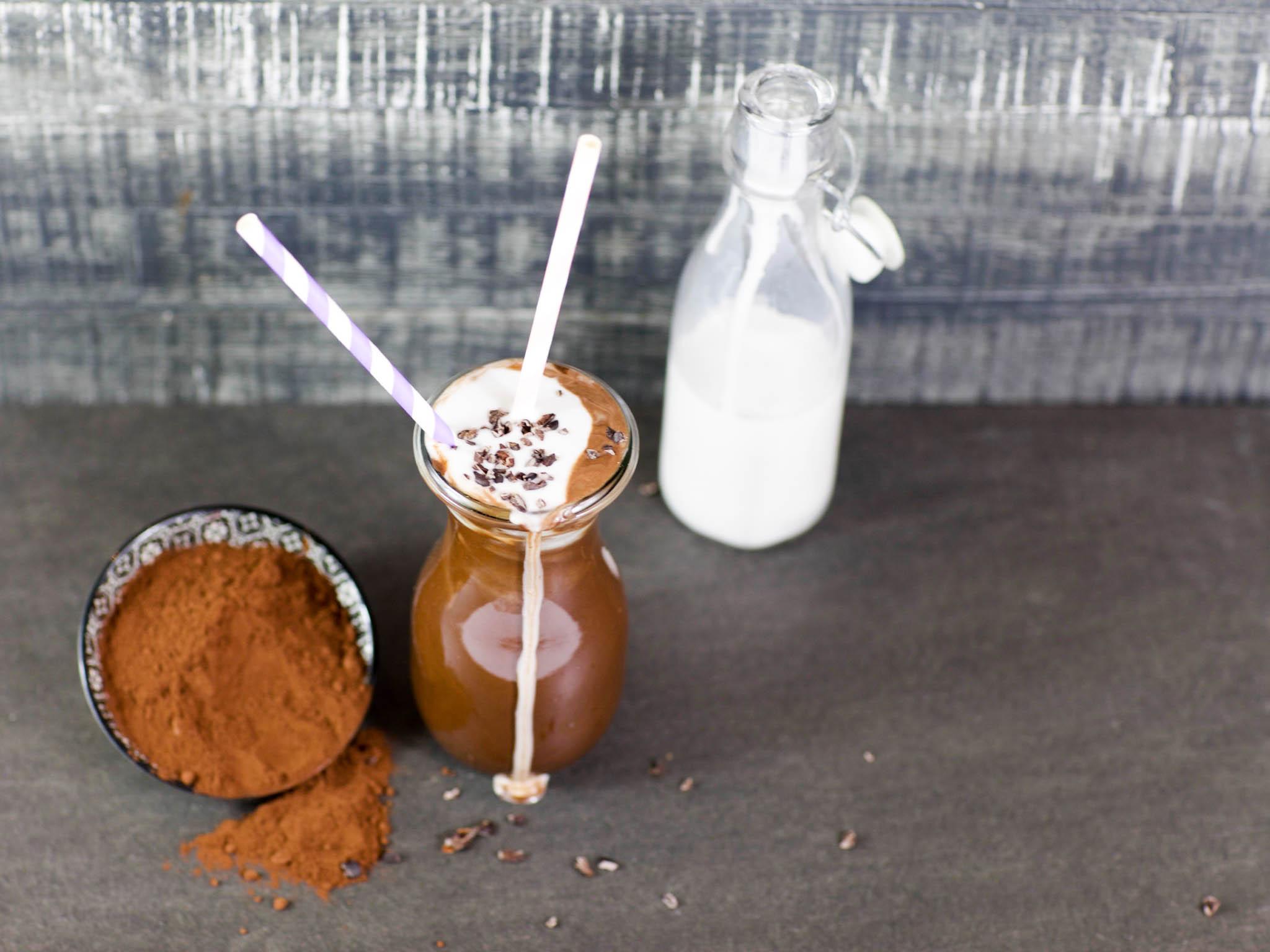 Paleo Schokoladen Smoothie