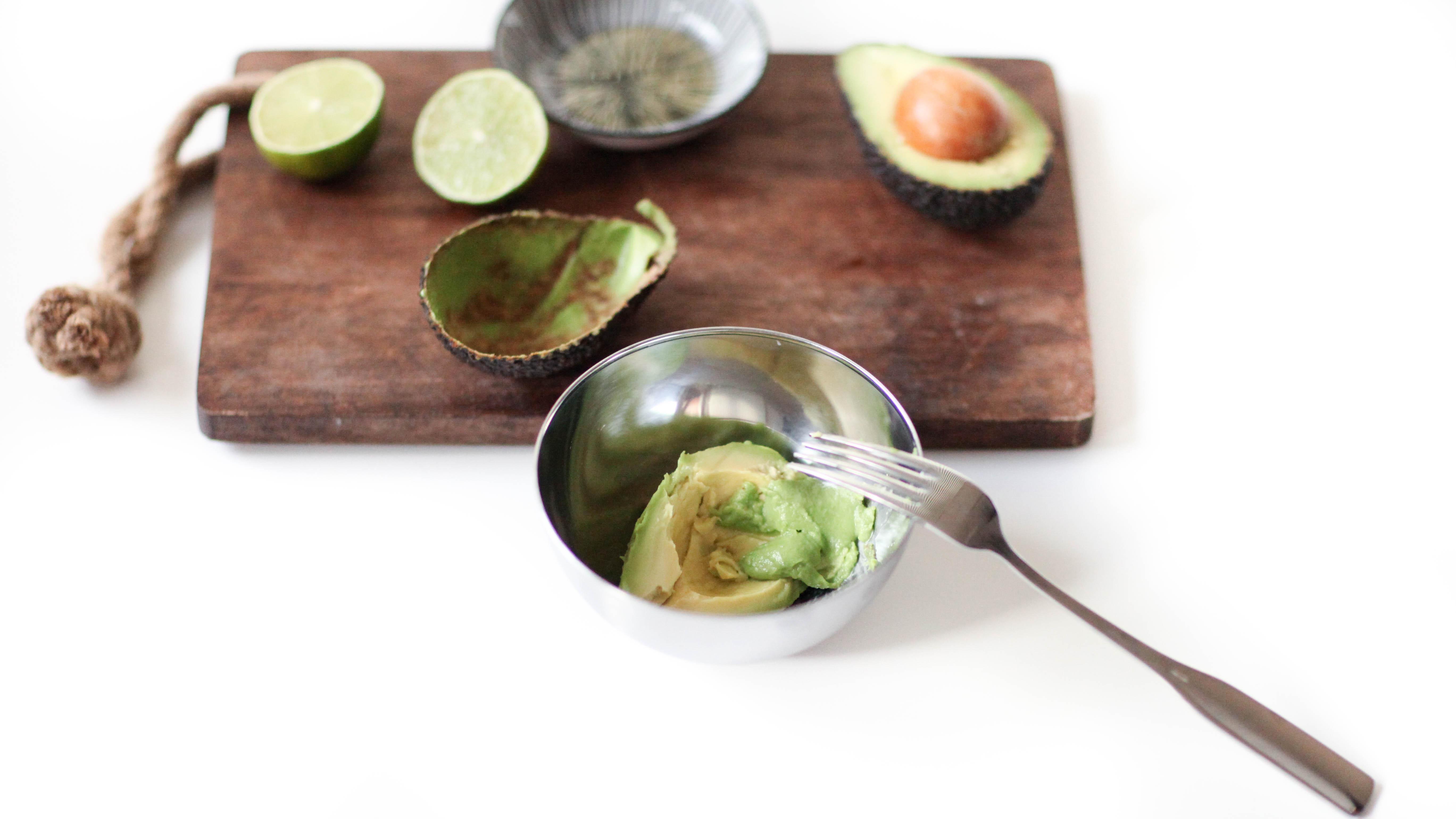 Avocado Feuchtigkeits-Maske