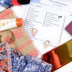Download Packlist für den Sommerurlaub