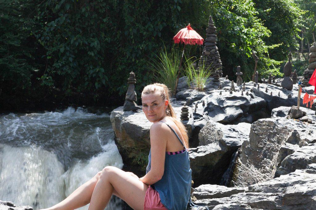 Bali Reiseberbicht - Gitgit Wasserfall