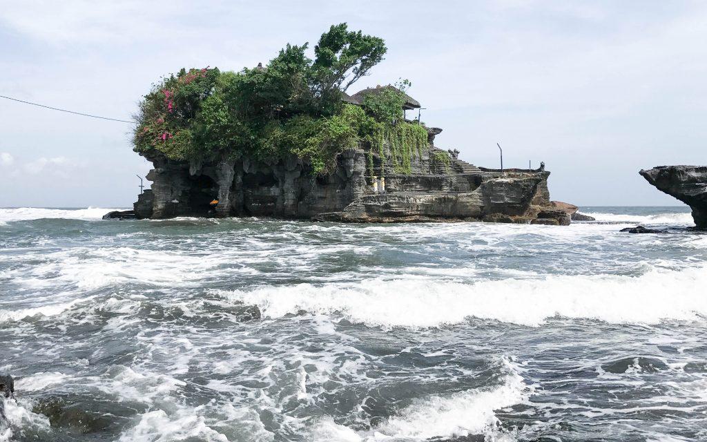 Bali Reisebericht - Tanahlot Tempel