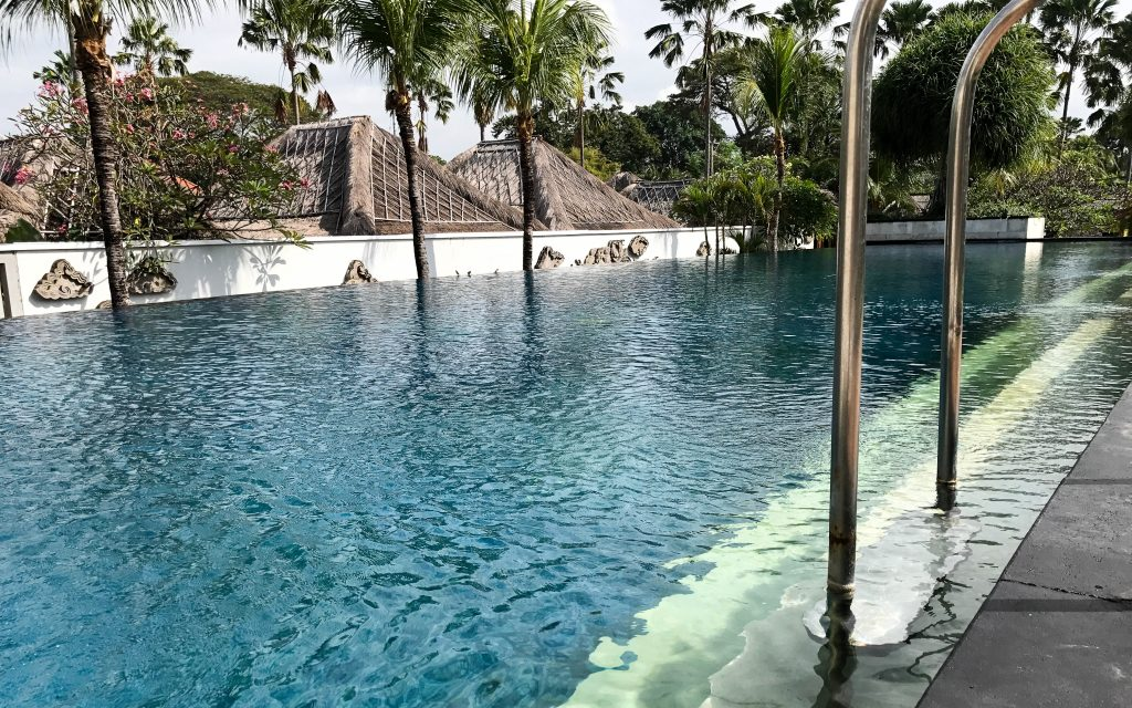 Villa Mahapala Pool