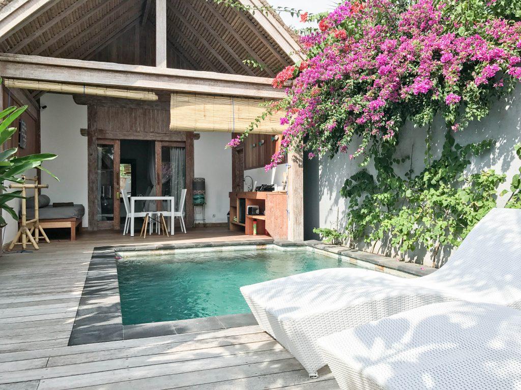 Bali Reisebericht - Villa Akasia