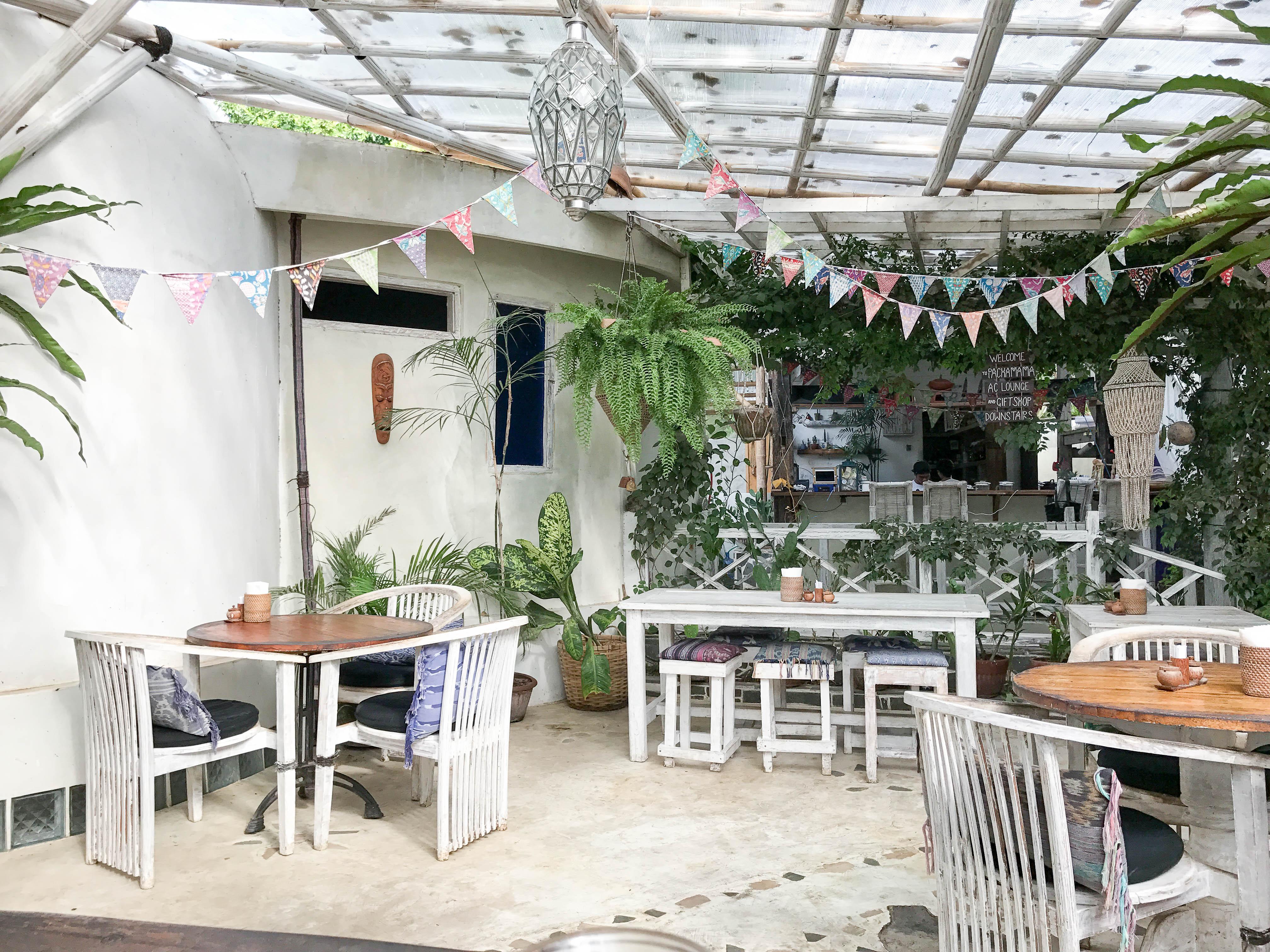 Gili Air - Pachamama Organic Café