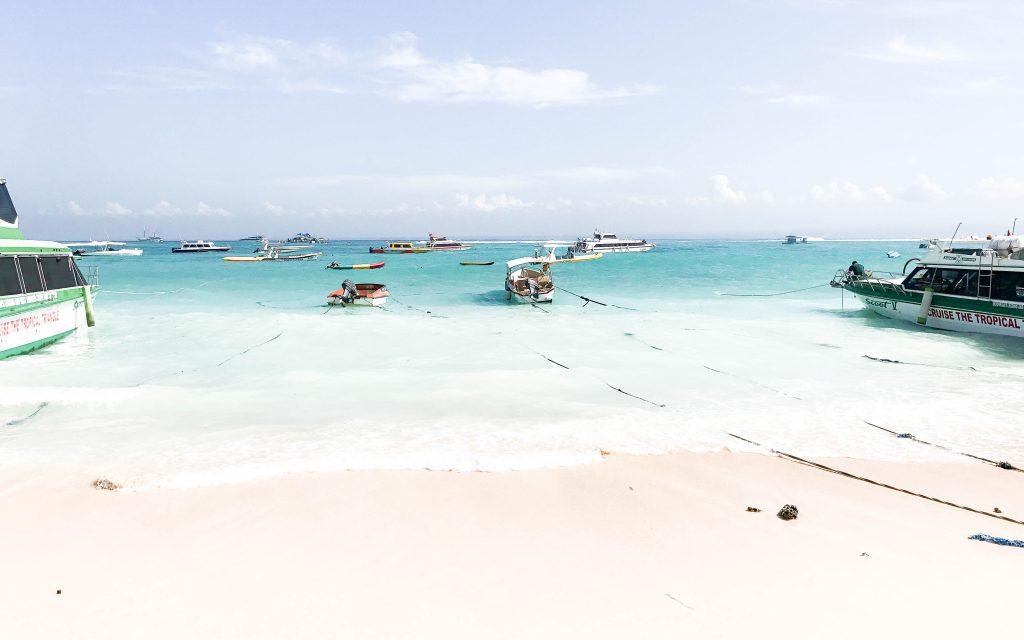 Hafen Lembongan