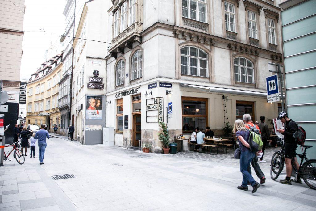 Restaurant Miznon - Wien