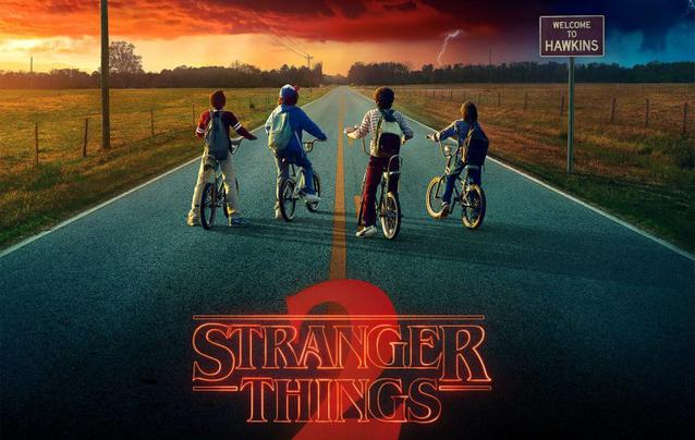 Stranger Things auf Netflix