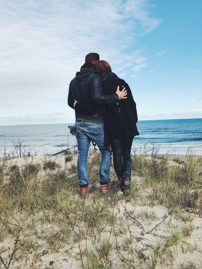 Wochenende an der Ostsee