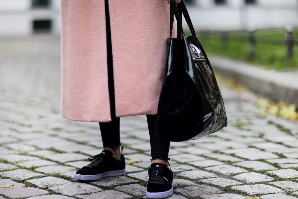 Details Herbst Outfit