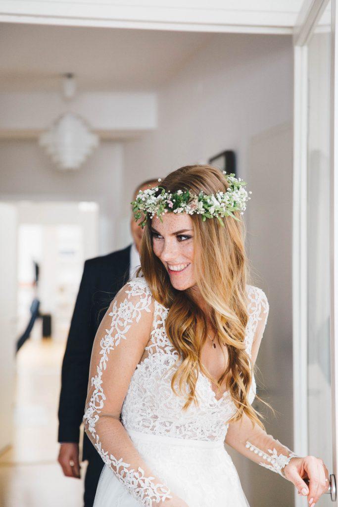 Hochzeits Look