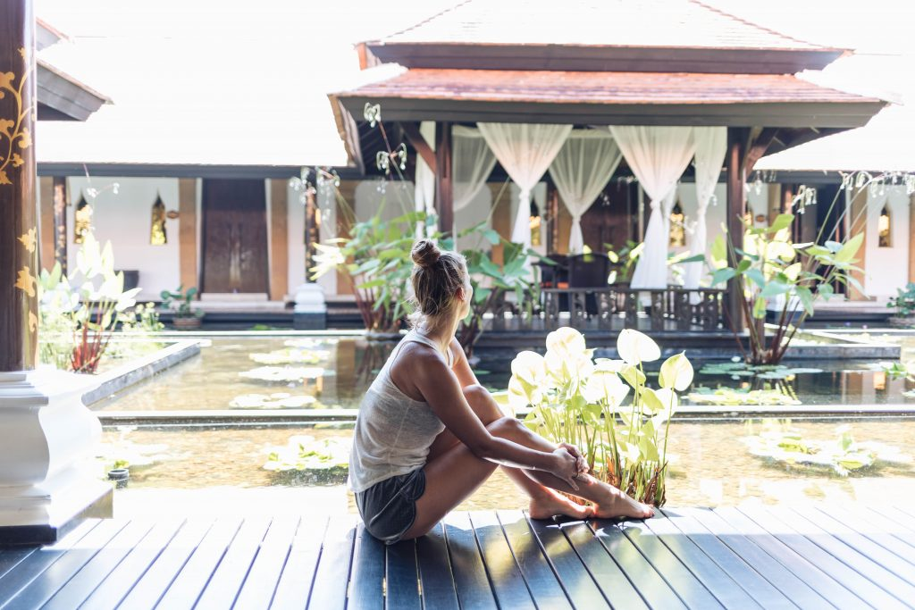 Spa Marriott Hotel Khao Lak