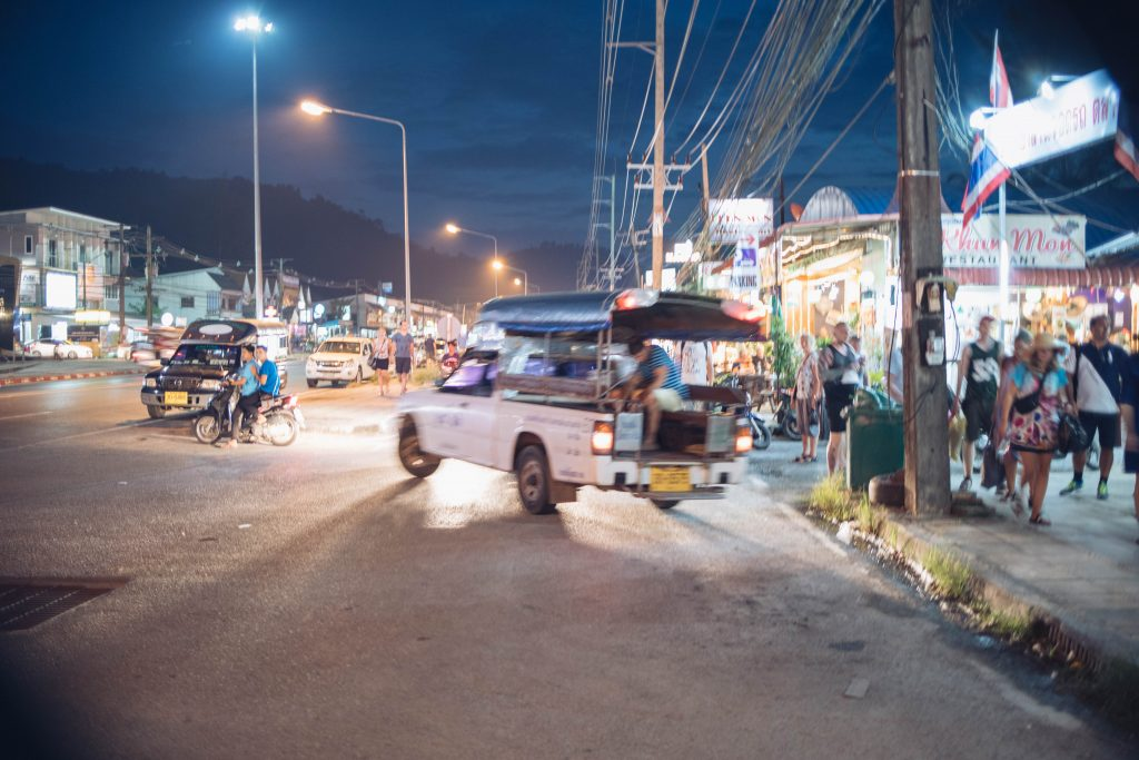 Khao Lak Traffic