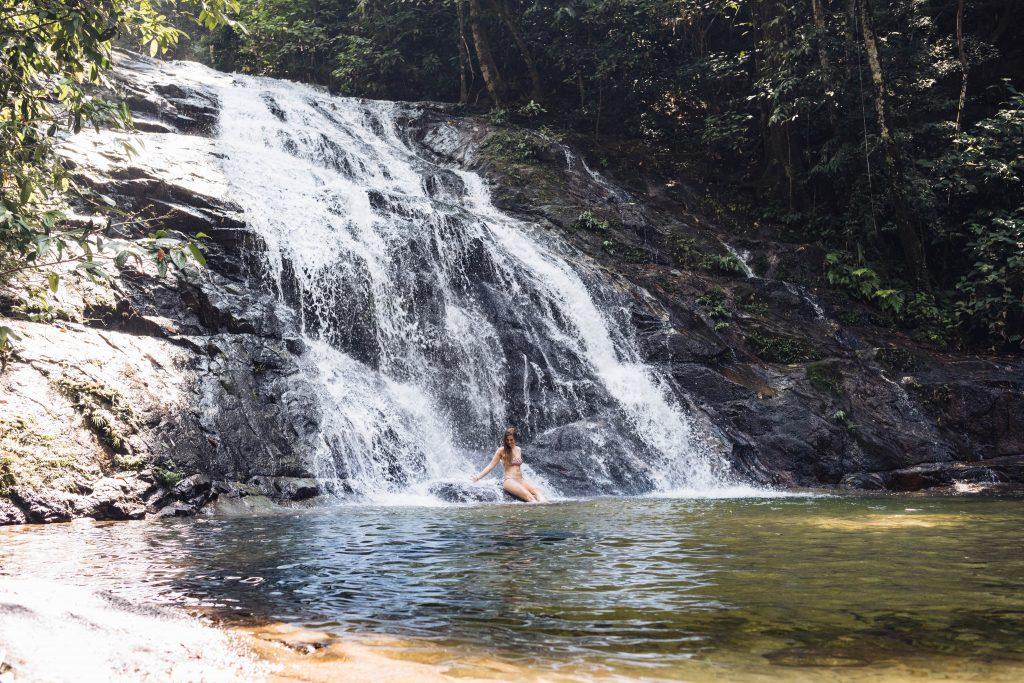 Ton Chong Fah Wasserfall
