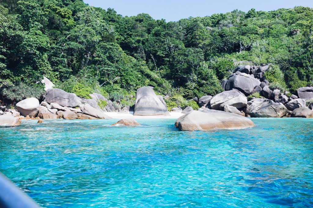Schnorchel Ausflug Khao Lak