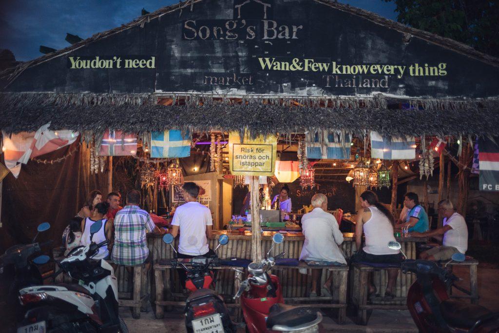 Bing Niang Market Khao Lak