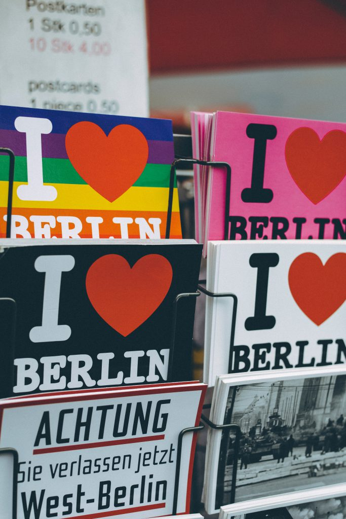 Berlin ist bund