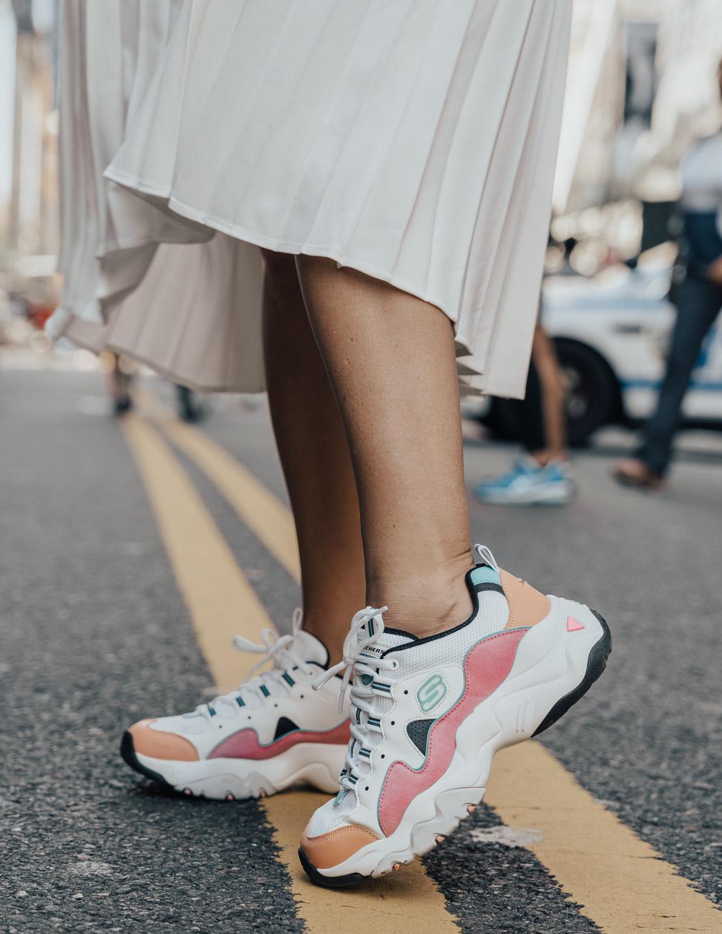 Chunky Sneaker von Skechers