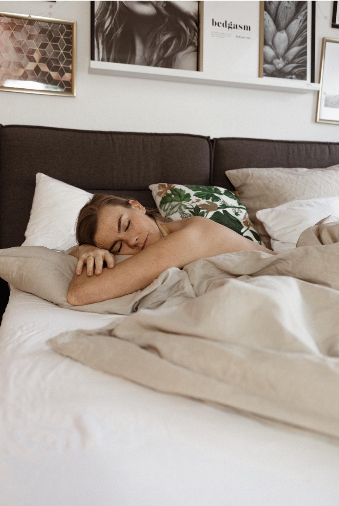 Einschlafen Tipps und Tricks