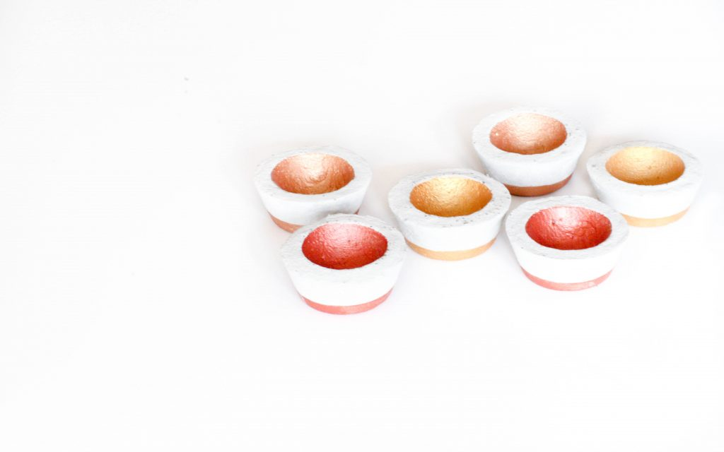 Oster DIY – Eierbecher aus Beton zum Selbermachen