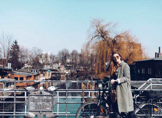 An einem Sonntag in Berlin Kreuzberg