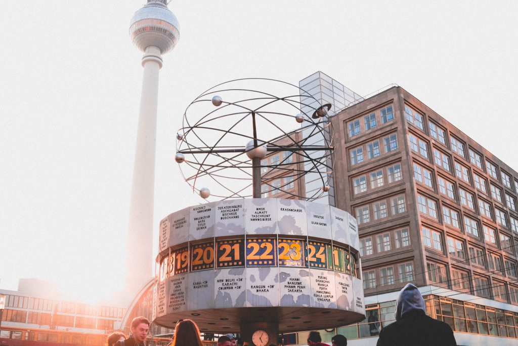 Berlin unsere Hauptstadt