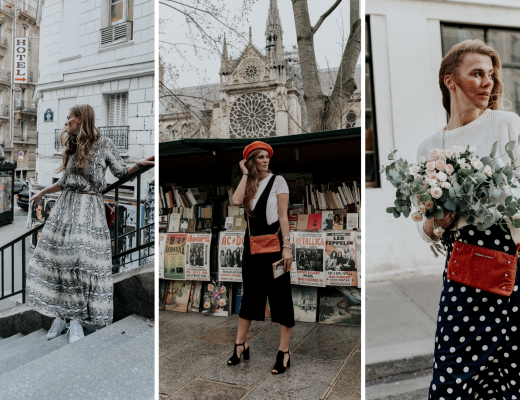Meine Frühlings Looks mit BestSecret // Spring in Paris
