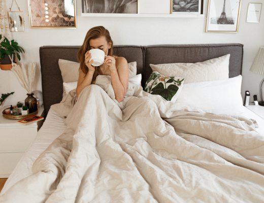 4 Tipps, um besser einzuschlafen